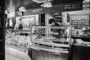 Counter Staff at Lishmans